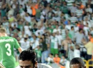 Bursaspor 2-1 Gomel