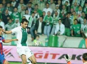 Bursaspor-Karab�kspor -Spor Toto S�per Lig 8.hafta