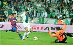 Bursaspor-Karabükspor -Spor Toto Süper Lig 8.hafta