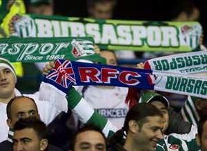 G.Rangers - Bursaspor