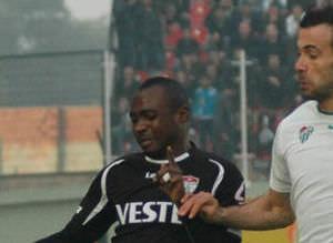 Manisaspor - Bursaspor (Spor Toto S�per Lig 13. hafta ma��)
