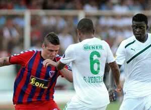 Mersin �dman Yurdu 1-3 Bursaspor