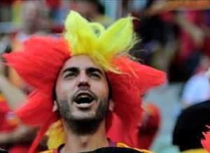 Hırvatistan - İspanya (EURO 2012)