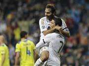 Real Madrid - APOEL Nicosia (�ampiyonlar Ligi Çeyrek Final)