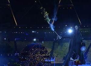 Londra 2012 Olimpiyatlar�'nda muhte�em a��l��