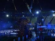 Londra 2012 Olimpiyatlar�'nda muhte�em aç�l��
