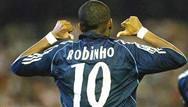 Robinho'nun attığı enfes goller