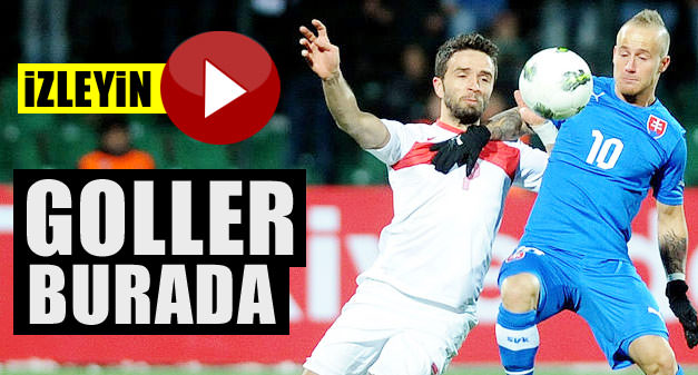 T�rkiye: 1 Slovakya: 2