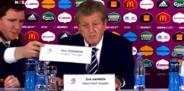 Euro 2012'nin en komik anları