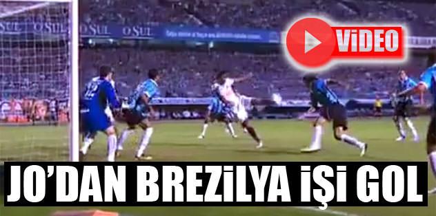 Jo'dan Brezilya işi gol