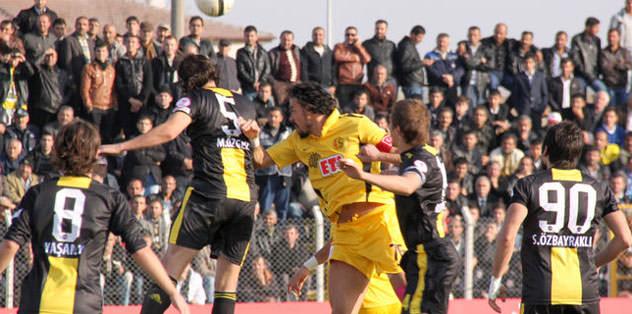 Bugsaşspor 0-4 Eskişehirspor