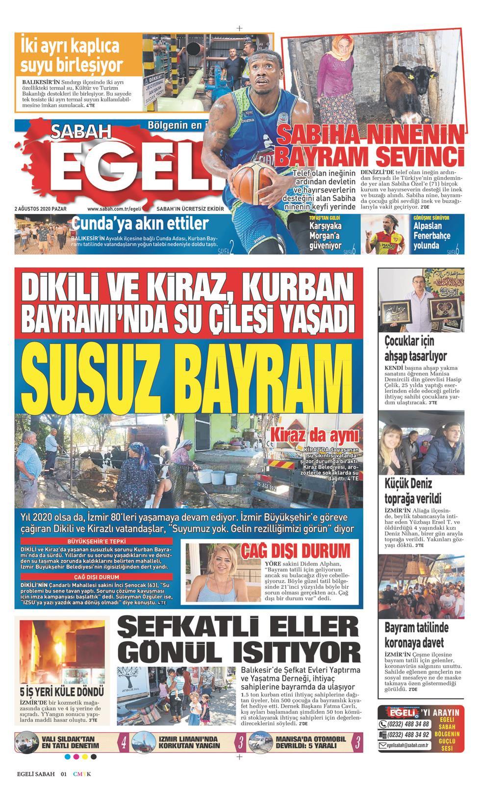 Sabah Egeli