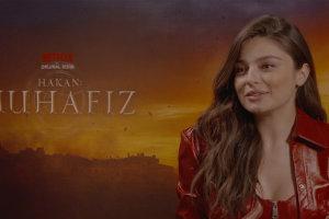 Hakan: Muhafız'la İkinci Sezona Doğru: Ayça Ayşin Turan