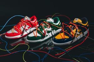 """Off White ve Nike'ın """"Dunk Low"""" Koleksiyonunu Keşfedin"""
