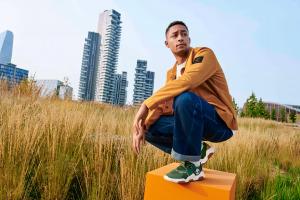 Timberland'den Çevre Dostu Sneaker: Earth Rally