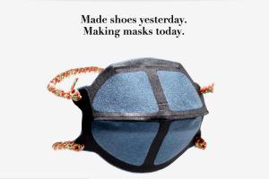 New Balance COVID-19 için Maske Üretiyor!