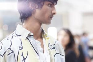 Hermès 2021 İlkbahar/ Yaz Erkek Koleksiyonu Canlı Performansı