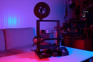 #GQgaraj S1 B4: 3D Yazıcı Pahalı Bir Oyuncak Mı, Yoksa Geleceğin Ta Kendisi Mi?