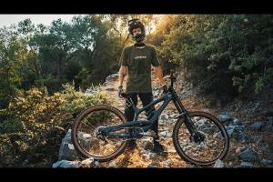 #GQgaraj S1 B6: Burak Uzun ile Garajda Dağ Bisikleti Sohbeti
