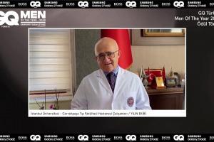 Yılın Ekibi: İ.Ü.-Cerrahpaşa, Cerrahpaşa Tıp Fakültesi çalışanlarI | GQ Türkiye Men of the Year 2020