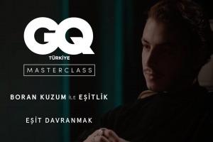 MOTY2020 Master Class: Boran Kuzum ile Eşitlik (2/3) Eşit Davranmak