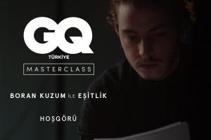 MOTY2020 Master Class: Boran Kuzum ile Eşitlik (1/3) Hoşgörü