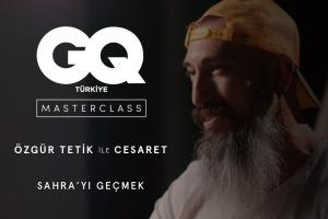 MOTY2020 Master Class: Özgür Tetik ile Cesaret (4/4) Sahrayı Geçmek