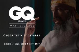 MOTY2020 Master Class: Özgür Tetik ile Cesaret (3/4) Korku mu? Cesaret mi?