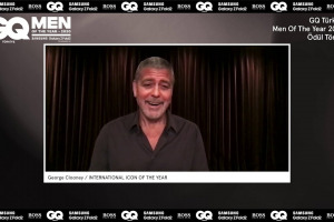 International Icon Of The Year: George Clooney | GQ Men Of The Year 2020