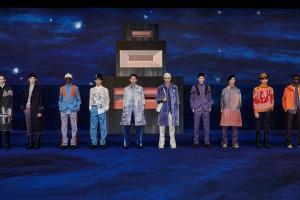 Dior Men Kış 2021-22 Koleksiyonu