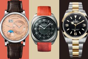Watches & Wonders 2021\'in En İyi Saatleri