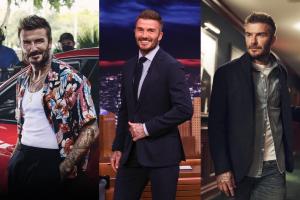 David Beckham\'ın Kutladığı Şık Bir Yaş Daha