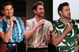 Bir Gömlek Bir Pantolon | John Krasinski Şıklığı