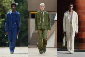 Ermenegildo Zegna İlkbahar 2022 Erkek Giyim Koleksiyonu