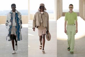 Fendi İlkbahar Yaz 2022 Erkek Giyim Koleksiyonu