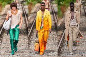 Etro İlkbahar/Yaz 2022 Erkek Giyim Koleksiyonu
