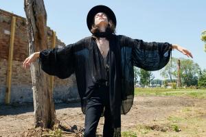 Saint Laurent İlkbahar 2022 Erkek Giyim Koleksiyonu
