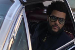The Weeknd'in Global Kapak Çekimi Kamera Arkası