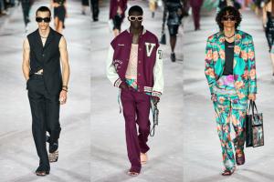 Versace İlkbahar/Yaz 2022