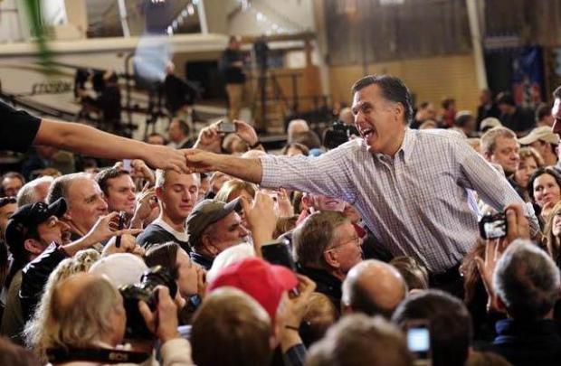 Ilımlıların son şansı zengin çocuğu Romney