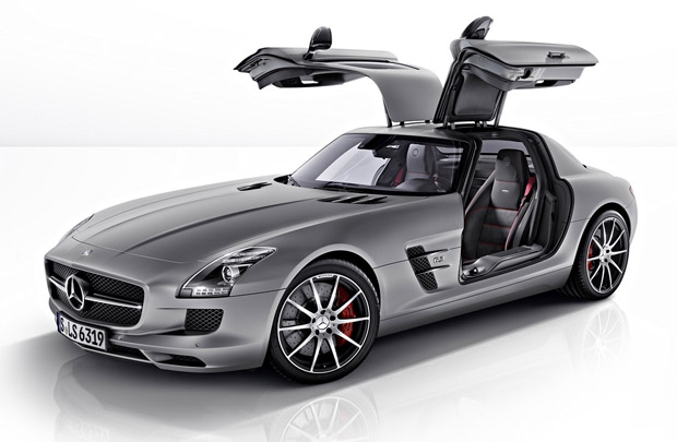 Mercedes bir canavar yarattı