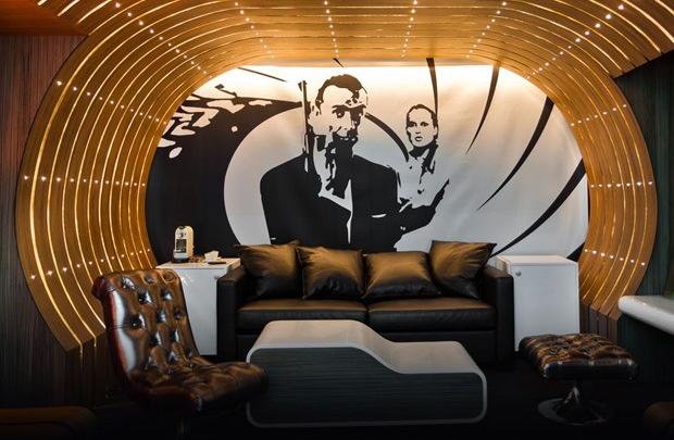 007 numaralı oda