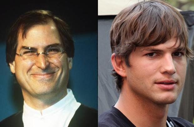 Ashton Kutcher Steve Jobs rolünde