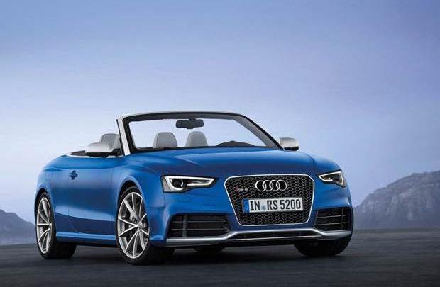 Audi'den yeni bir süper cabrio