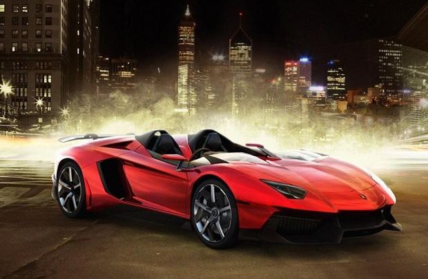 Lamborghini 50. yaşında