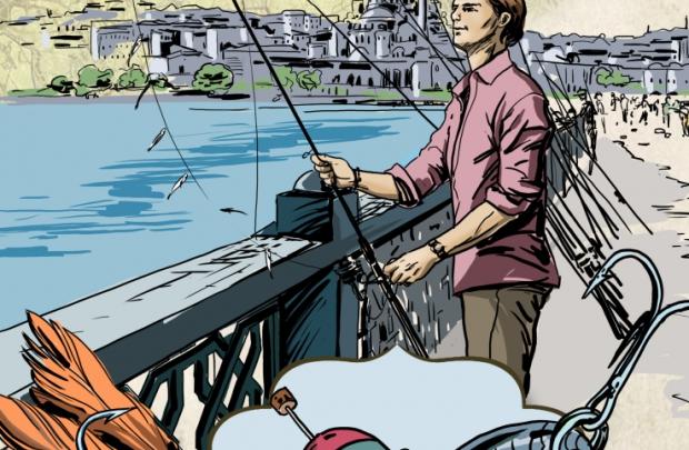 İstanbul'un balık haritası