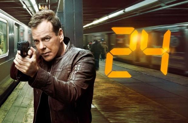 Jack Bauer ile 24 saat daha