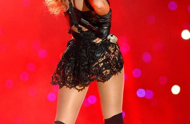 Beyoncé'nin zafer gecesi