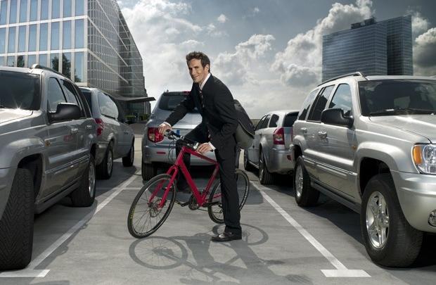 Avrupa'da bisikletler otomobilleri solladı