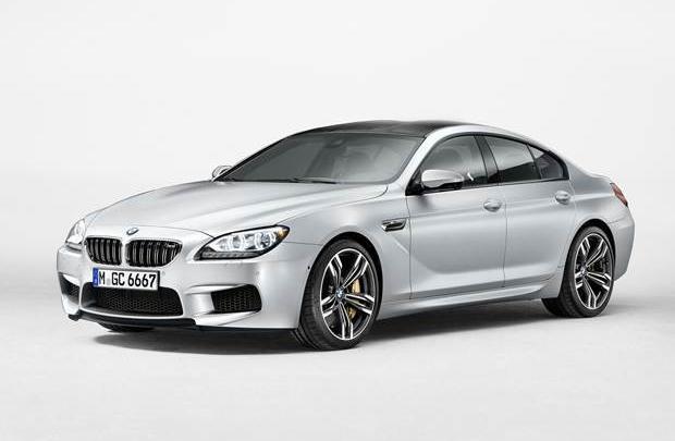 BMW'nin ağır topu